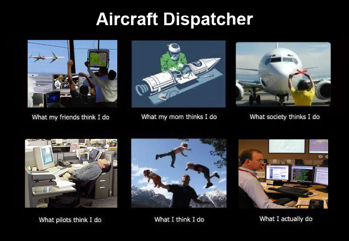 What Is An Aircraft Dispatcher? :: Cessna Chick