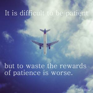 PatienceQuote